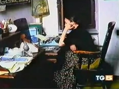 Oriana Fallaci -   Journalist, interviewer and author