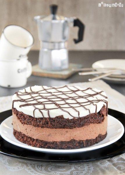 Tarta de chocolate y mascarpone | L'Exquisit