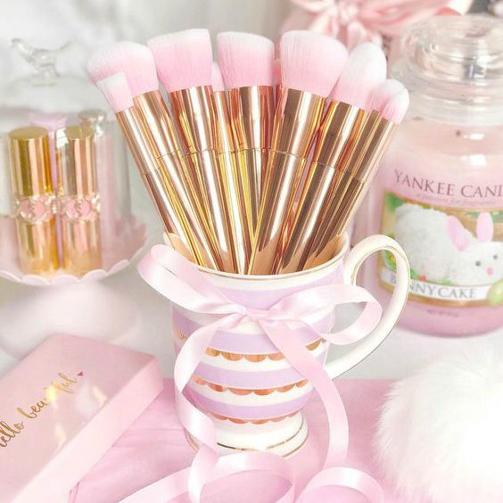 Love, Catherine | Fairy Wand Brushes