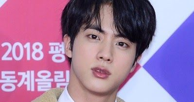BTS Jin Is The Most Beautiful Asian According To Science!