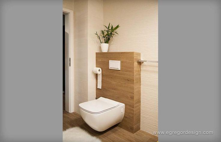 amenajare si mobilare apartament cu doua camere rezervor toaleta incorporata masca pal stejar arlington