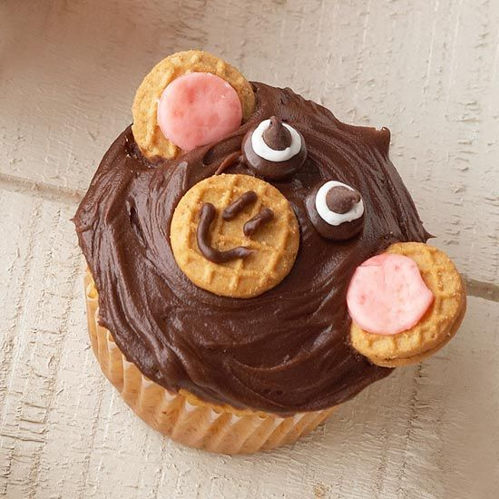 Animal Birthday Cakes and Cupcakes for Kids from BH