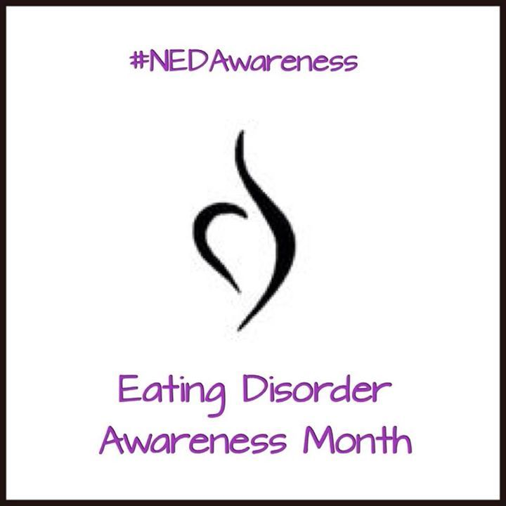 Eating Disorder Recovery Tattoo With Quote Eatingdisorder: 223 Best NEDA Symbol Images On Pinterest