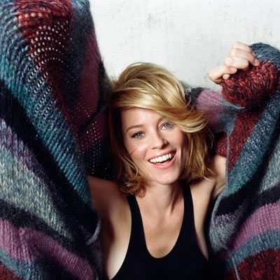 ELIZABETH BANKS  AGE: 35  CATCH HER IN: Role Models, W., Zack and Miri Make a Porno  SCHTICK: Go-for-broke chutzpah; Seemingly limitless range; highly contagious laugh. — Adam Markovitz