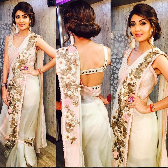 Shilpa Shetty In A Beautiful Outfit