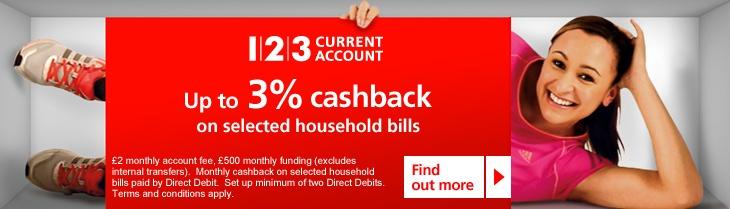 Bank Accounts, Savings, Loans and Mortgages: Santander