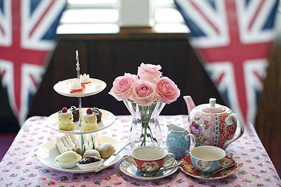 Why We Love British High Tea