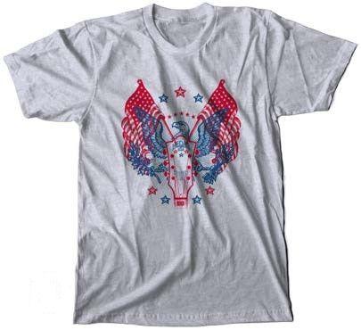 Men's/Unisex American Eagle t-shirt - heather grey