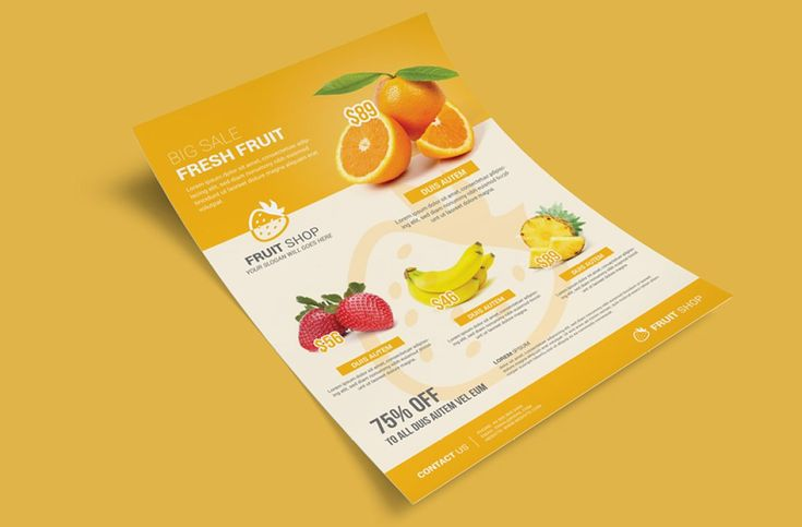 Sale / Special Offer Flyer Template - Flyers