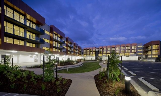 Marina Quays Apartments, Wyndham Harbour - with FKM Architects 2012