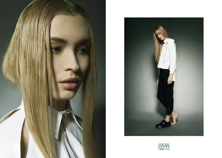 Photo: Gabor Nemes Photography Hair: Vogl Borcsa Hair Stylist Make up: Tóth Zsuzska Styling: Elliot Parker Art director: Dobos Emese Modell: Viki @Balint Nemes Scout Hungary Shoes: Primadonna