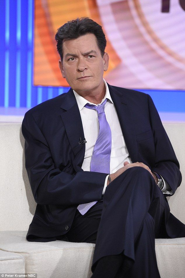 A video has reportedly surfaced showing Charlie Sheen performing oral sex on another man i...