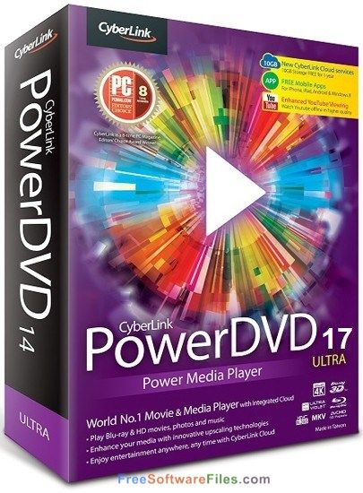 powerdvd player free download for windows 10 64 bit
