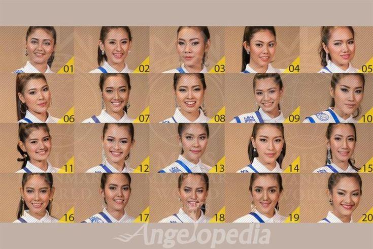Miss Myanmar World 2017 Road to Finale