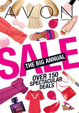 Avon Campaign 16,2014 www.youravon.com/cjbradby
