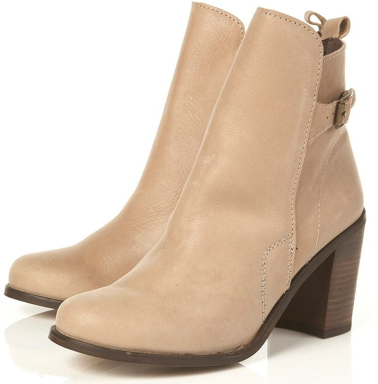 Nude Colored Boots 121