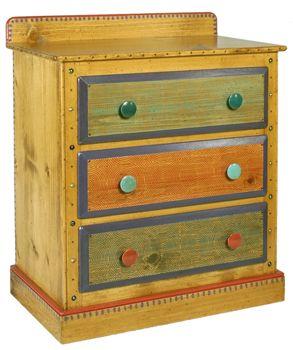 Chester Dresser By Artist, David Marsh.