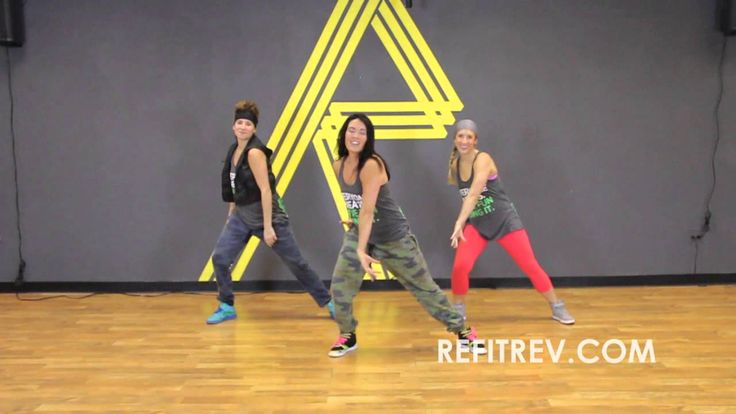 """It's not Zumba but I love this warm up! """"Exotic"""" by Pitbull and Priyanka (Warm Up)"""