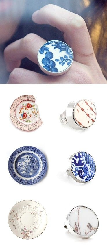 TheCarrotbox.com modern jewellery blog : obsessed with rings // feed your fingers!: María Lasarga