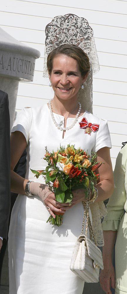 Infanta Elena, May 23, 2008