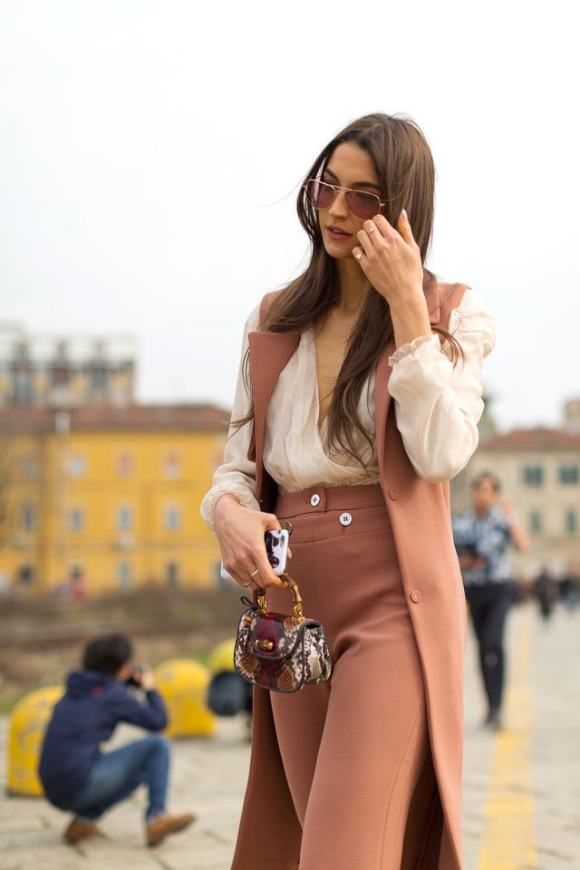 Ciao Milano: Street Style from Italy #MFW #FW16