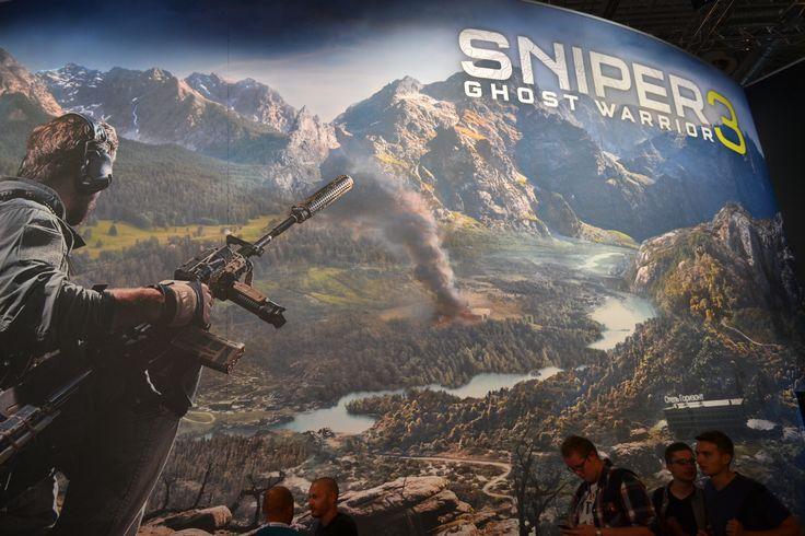 Snajper Gamescom