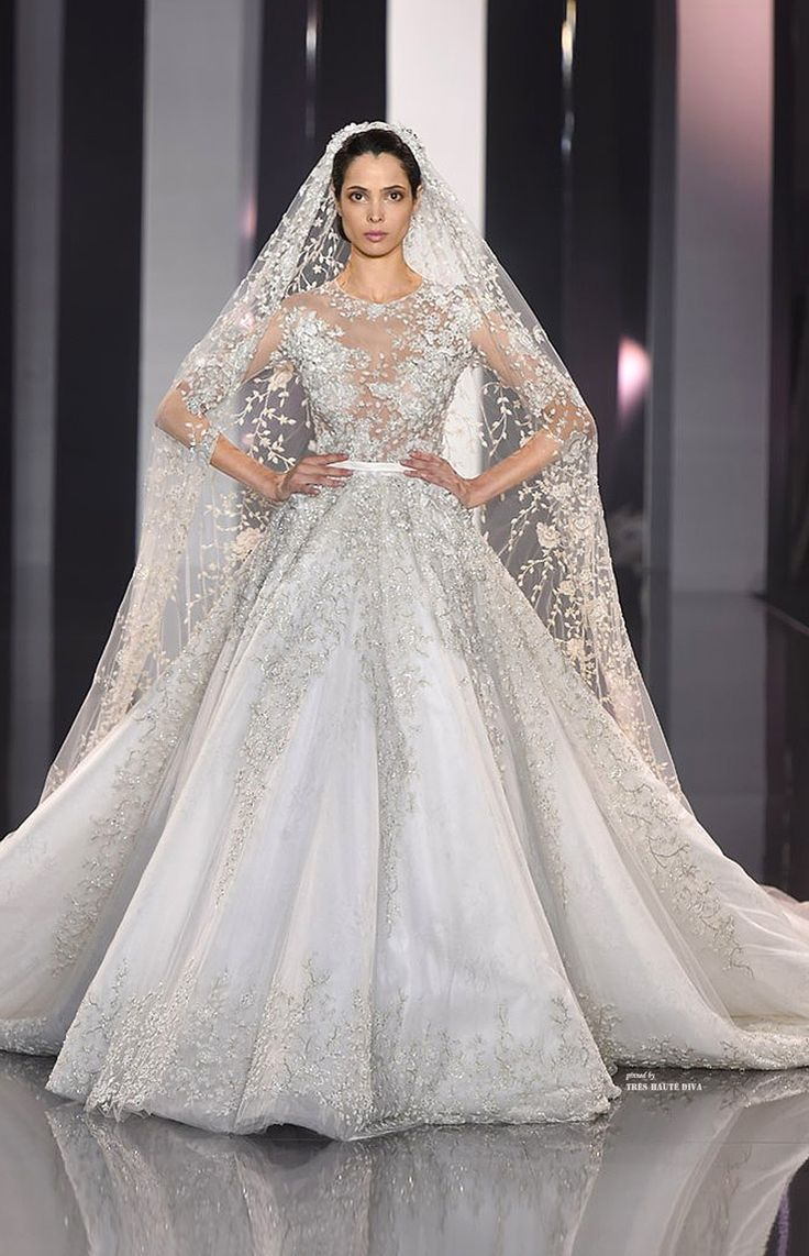 352 best images about ralph russo on pinterest wedding for Ralph and russo wedding dress