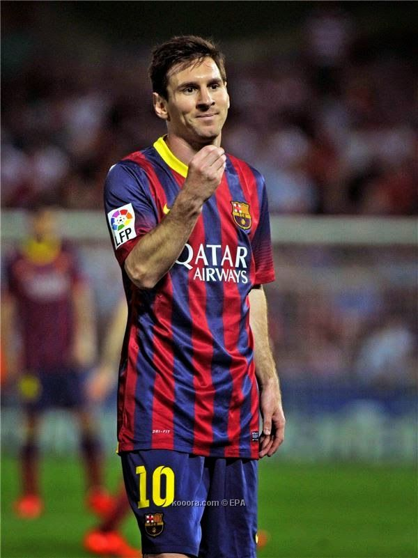 The Legend Lionel Messi: Messi out for his silence: Stop the lies