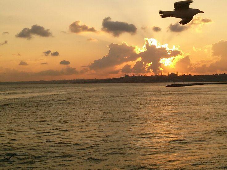 Sunset İstanbul