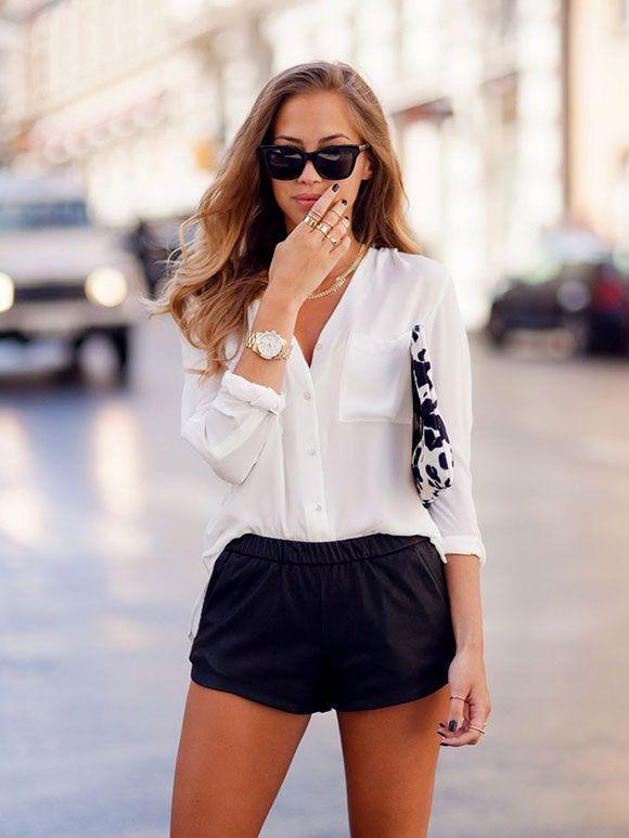 Fashion Fix: Witte blouse