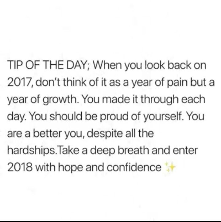 Yes...what a year (2017) of change for me. Through all the pain I experienced I grew stronger in my feminine essence of love, laughter, passion and magic... I truly broke those ties that bound me to what was not good for my soul... I set myself free from the past and look forward to my future!