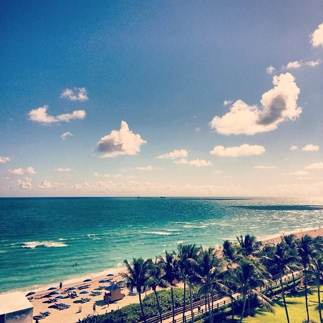 Rehearsing here on the 14th of February!  traveling the world in 8 months! Miami ☀