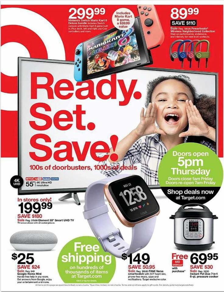 Target Black Friday Ad for 2019 (With