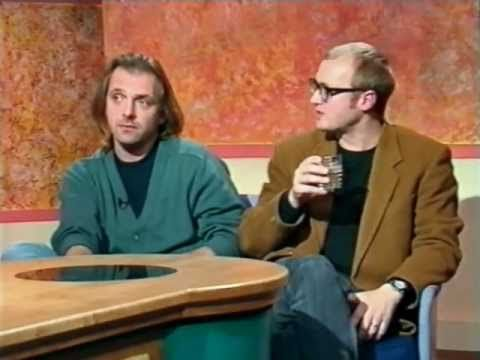 I miss him  Tonight With Jonathan Ross - Rik Mayall and Ade Edmondson (1991) - YouTube