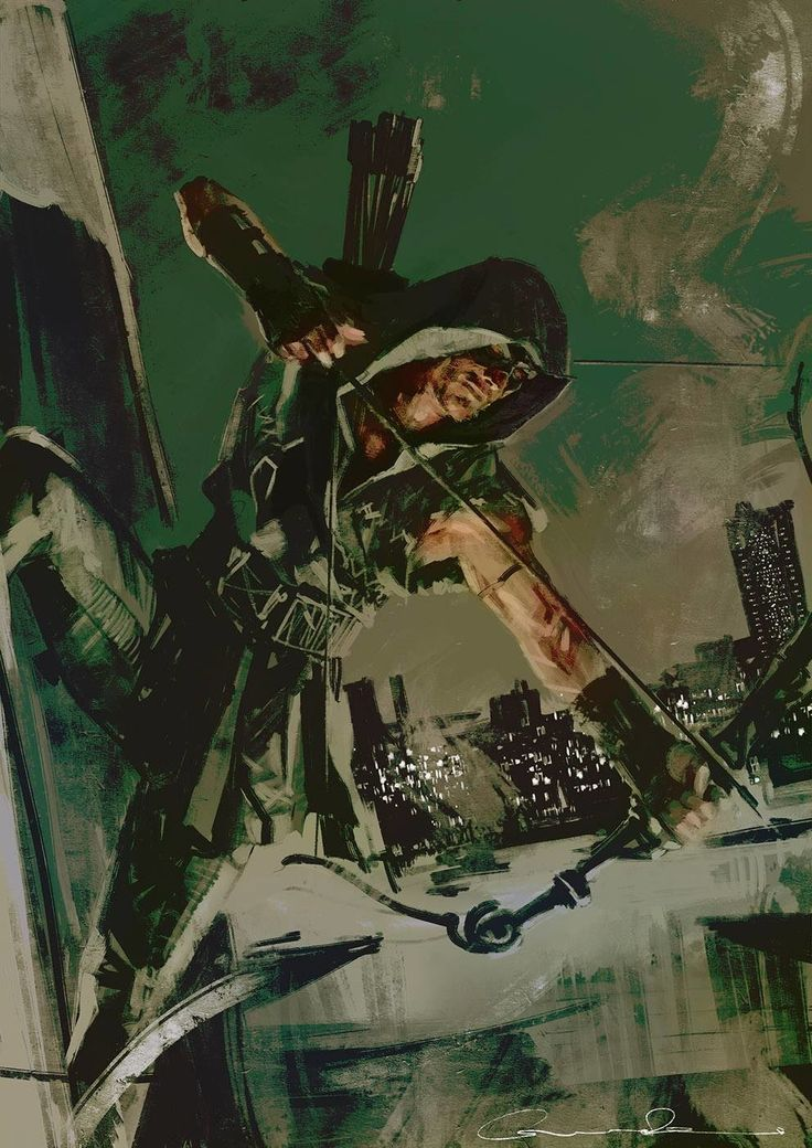 Arrow by CHRISTIAN ROSADO on ArtStation