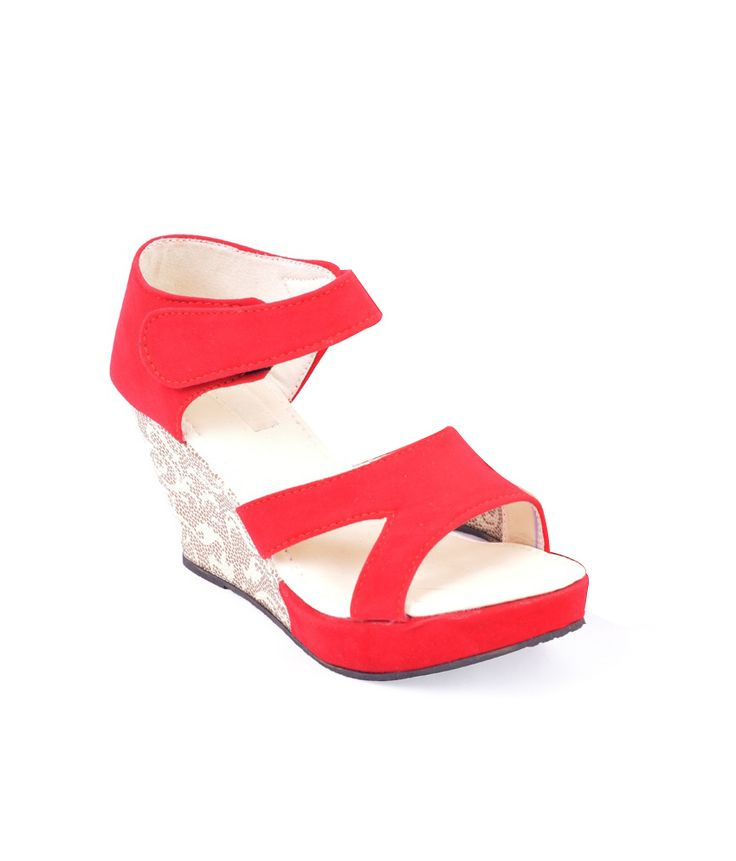 Loved it: Grafion Red High Heel Daily Wear Sandal, http://www.snapdeal.com/product/grafion-red-high-heel-daily/1490868938
