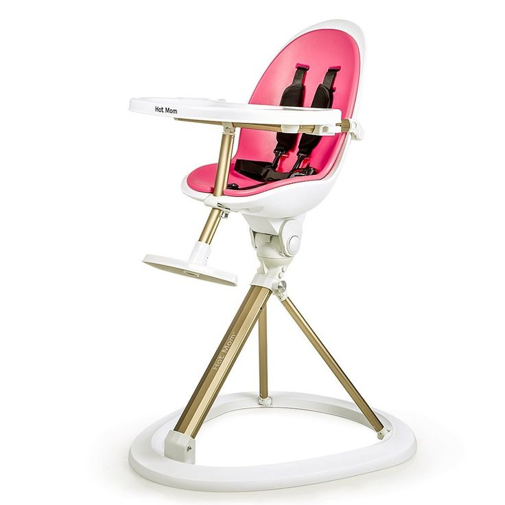 Hot Mom Tablefit High Chair With Removable Tray And Soft .