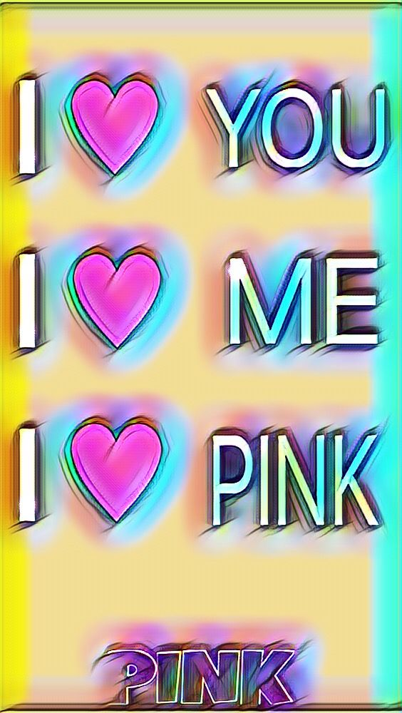Pink colorful by rose