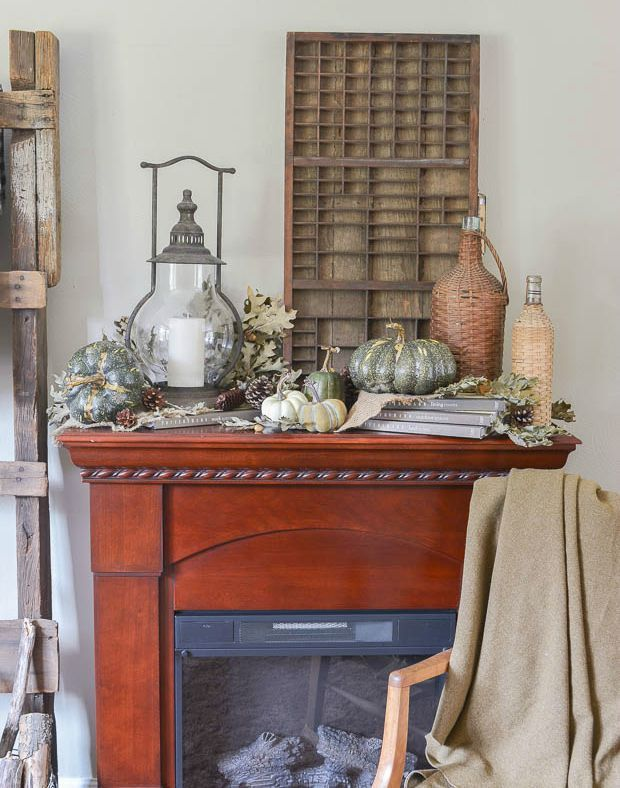 Craftberry bush creating a cozy home this fall by for Creating a cozy home