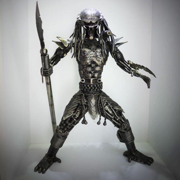 """Predator Dominator"" Mde by Hua Lyue."