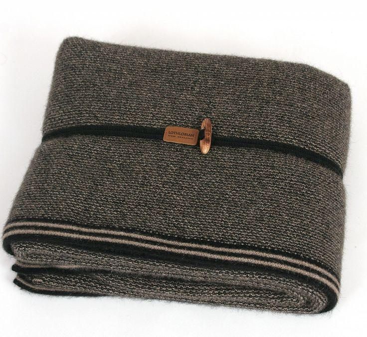 Buy Lothlorian Possum Merino Midweight Blanket from TheWoolRoom.com.au. Discover other alpaca, cashmere, merino wool & possum clothing | The Wool Room: Merino Wool & Natural Fibre Store