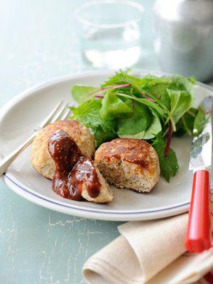 【ELLE a table】おから入りポークハンバーグレシピ|エル・オンライン