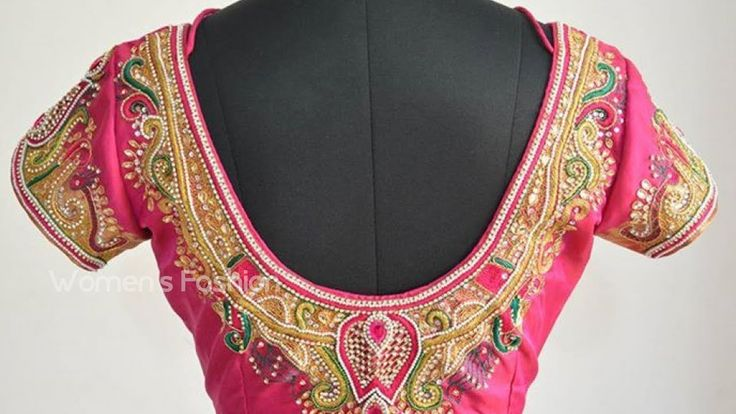 Blouse Designs | Wedding Blouse Designs | Best Blouse Designs Collection...