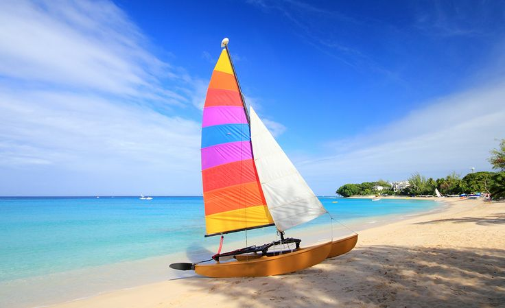 Why You Should Book a Trip to Barbados This Winter -  This Caribbean isle is overflowing with sports and adventure.