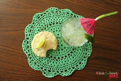 Coconut Lime Sugar Cookies!!! | Sweet Tooth | Pinterest