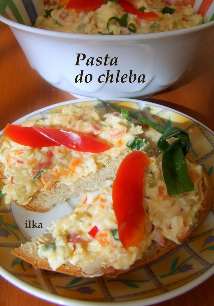 In my coffee kitchen: Pasta do chleba