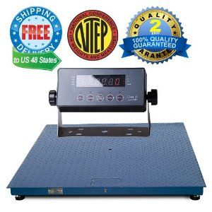 Prime 5000lb x 1lb 4'x4' Legal For Trade (NTEP) Floor Scale by Prime Scales. $699.00. The Prime Scales GIE5-44 Floor Scale is NTEP approved. Legal for trade, this professional grade floor scale is ideal for industrial or shipping use. It is highly accurate, heavy duty, and capable of handling up to 5000 pound loads.
