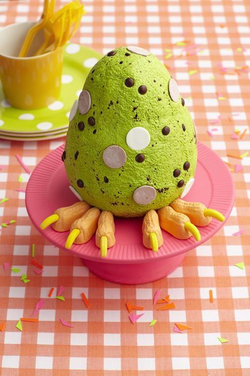 Hello, Cupcake! BLOG: Dinosaur Egg Cake