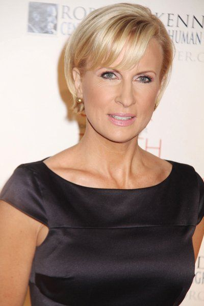 Turns Out, Mika Brzezinski Is Actually a Fairy Godmother