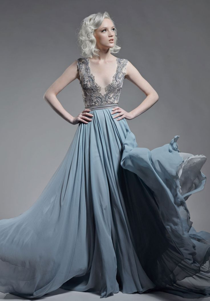 2013-14 SS Couture | Paolo Sebastian #winter #wedding #inspiration